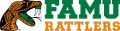 Florida A&M Rattlers 2013-Pres Secondary Logo decal sticker