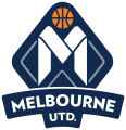 Melbourne United 2014 15-Pres Primary Logo decal sticker