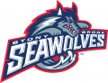 Stony Brook Seawolves 1998-2007 Primary Logo decal sticker