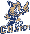 Montana State Bobcats 2004-Pres Mascot Logo 01 iron on sticker