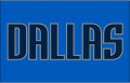 Dallas Mavericks 2010 11-Pres Jersey Logo decal sticker