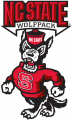North Carolina State Wolfpack 2006-Pres Alternate Logo 07 iron on sticker