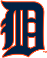 Detroit Tigers 1994-2005 Primary Logo 01 decal sticker