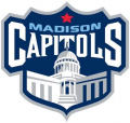 Madison Capitols 2014 15-Pres Primary Logo decal sticker