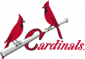 St.Louis Cardinals 1948-1964 Primary Logo decal sticker