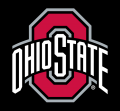 Ohio State Buckeyes 2013-Pres Alternate Logo 03 decal sticker