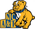 North Carolina A&T Aggies 2006-Pres Misc Logo 04 decal sticker