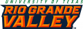 UTRGV Vaqueros 2015-Pres Wordmark Logo 06 decal sticker