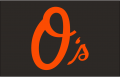 Baltimore Orioles 2005-Pres Cap Logo iron on sticker