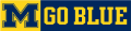 Michigan Wolverines 1996-Pres Misc Logo 02 decal sticker