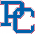 Presbyterian Blue Hose 2000-Pres Primary Logo iron on sticker