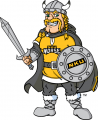 Northern Kentucky Norse 2005-2015 Mascot Logo 01 iron on sticker