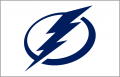 Tampa Bay Lightning 2017 18-Pres Jersey Logo iron on sticker
