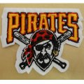 Pittsburgh Pirates Embroidery logo