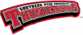 Southern Utah Thunderbirds 2002-Pres Wordmark Logo iron on sticker