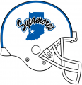 Indiana State Sycamores 1991-Pres Helmet 01 decal sticker