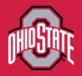 Ohio State Buckeyes 2013-Pres Alternate Logo 01 decal sticker