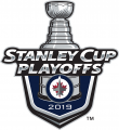 Winnipeg Jets 2018 19 Event Logo decal sticker