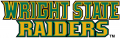 Wright State Raiders 2001-Pres Wordmark Logo 04 iron on sticker