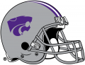 Kansas State Wildcats 1989-Pres Helmet iron on sticker