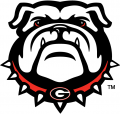 Georgia Bulldogs 2013-Pres Secondary Logo iron on sticker