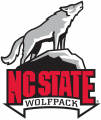 North Carolina State Wolfpack 2006-Pres Alternate Logo 05 iron on sticker