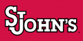 St.Johns RedStorm 2007-Pres Wordmark Logo 09 iron on sticker