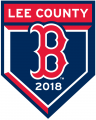 Boston Red Sox 2018 Event Logo decal sticker