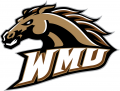Western Michigan Broncos 1998-2015 Secondary Logo decal sticker
