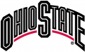Ohio State Buckeyes 1987-2012 Wordmark Logo decal sticker