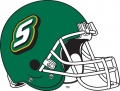 Southeastern Louisiana Lions 2003-Pres decal sticker