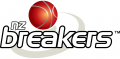 New Zealand Breakers 2003 04-Pres Primary Logo decal sticker