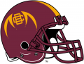 Bethune-Cookman Wildcats 2010-2015 Helmet Logo 02 decal sticker