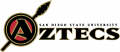San Diego State Aztecs 2002-2012 Wordmark Logo 01 decal sticker
