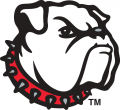 Georgia Bulldogs 1996-2000 Alternate Logo 01 iron on sticker