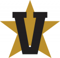 Vanderbilt Commodores 1999-2007 Alternate Logo iron on sticker