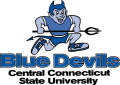 Central Connecticut Blue Devils 1994-2010 Primary Logo decal sticker