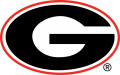 Georgia Bulldogs 1964-Pres Primary Logo iron on sticker