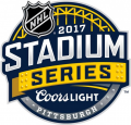 NHL Stadium Series 2016-2017 Logo decal sticker