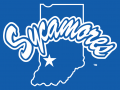 Indiana State Sycamores 1991-Pres Alternate Logo 03 decal sticker