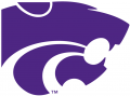 Kansas State Wildcats 1989-Pres Primary Logo iron on sticker