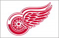 Detroit Red Wings 1984 85-Pres Jersey Logo iron on sticker