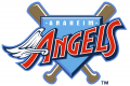 Los Angeles Angels 1997-2001 Primary Logo iron on sticker