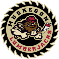 Muskegon Lumberjacks 2012 13-Pres Primary Logo decal sticker