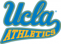 UCLA Bruins 1996-Pres Alternate Logo 03 iron on sticker