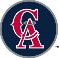 Los Angeles Angels 1993-1994 Primary Logo iron on sticker