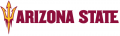 Arizona State Sun Devils 2011-Pres Wordmark Logo 02 iron on sticker