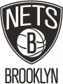 Brooklyn Nets 2012 13-Pres Primary Logo decal sticker