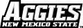 New Mexico State Aggies 2006-Pres Wordmark Logo 01 decal sticker