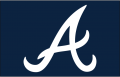 Atlanta Braves 2018-Pres Cap Logo 02 decal sticker